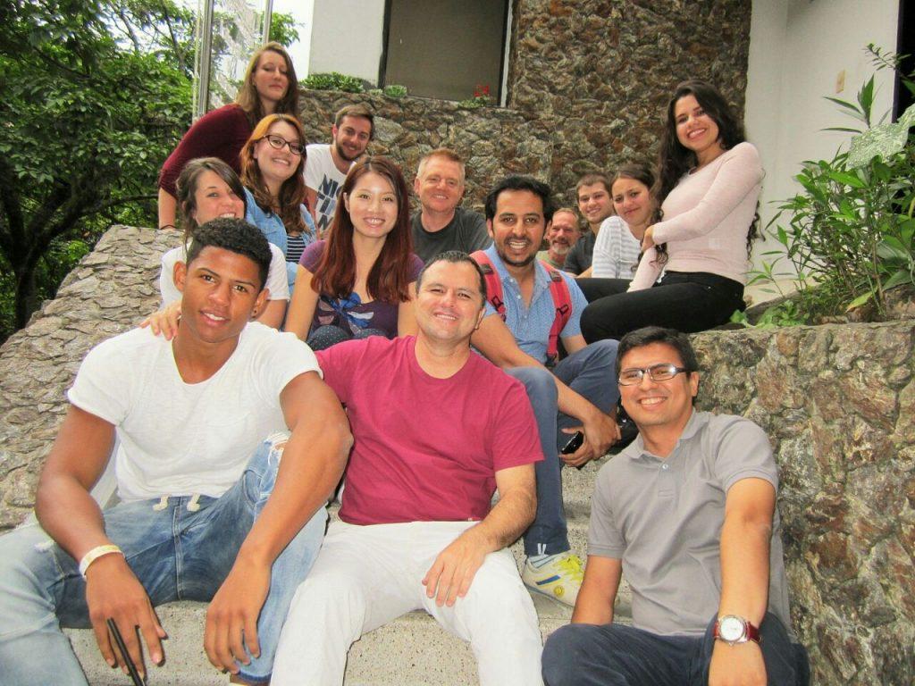 Sede Medellín Nueva lengua cursos de español Colombia