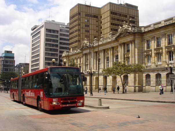 Bogotá Nueva lengua