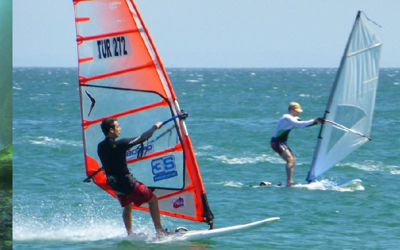 Corso di Spagnolo e Windsurfing