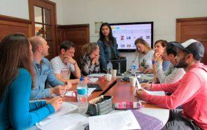 Étudier l'espagnol Bogota