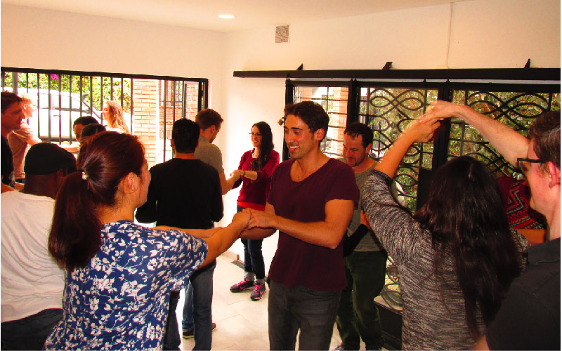 Corso di Spagnolo e Ballo