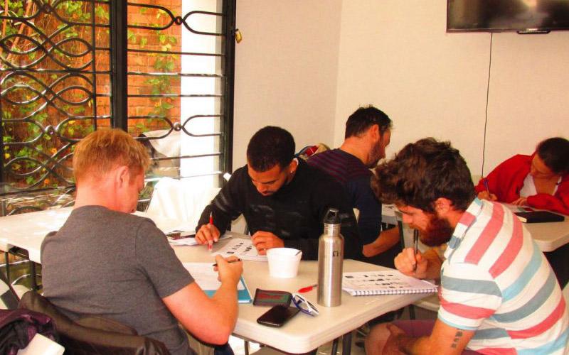 Estudiar español Bogotá