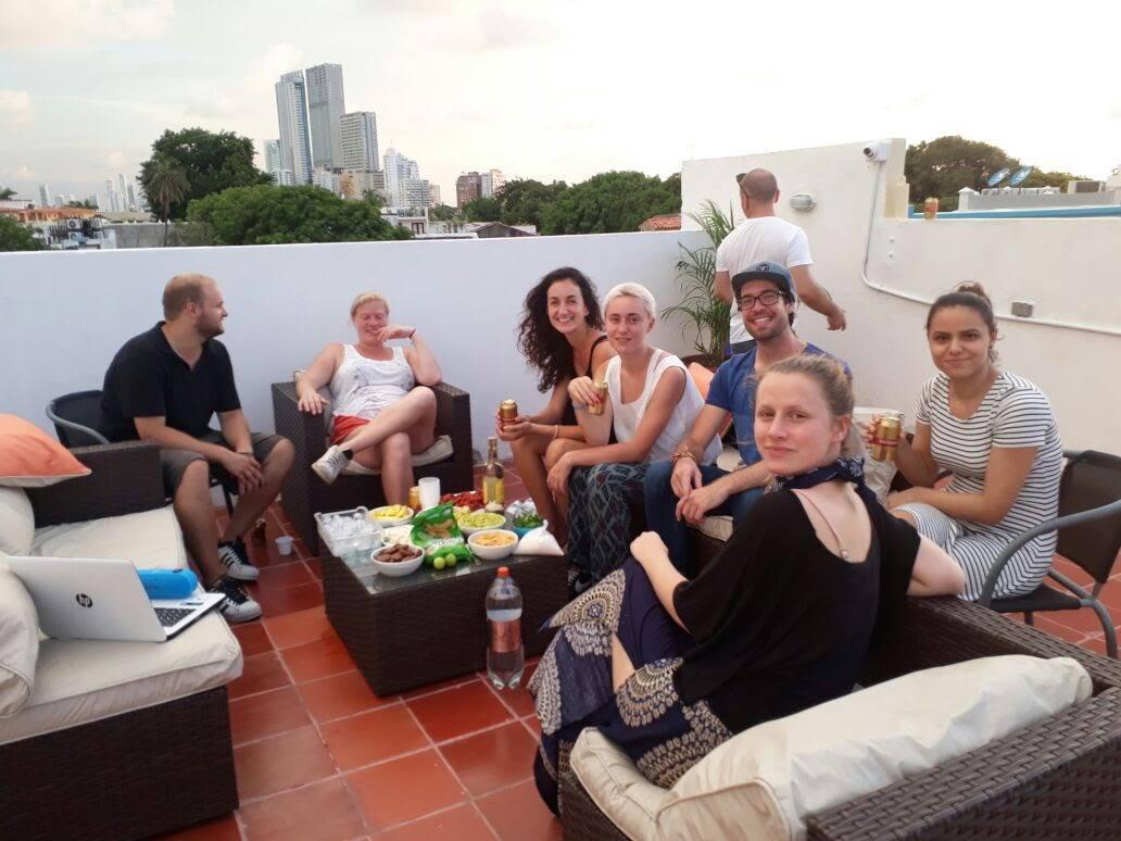 Studer spansk Cartagena Colombia