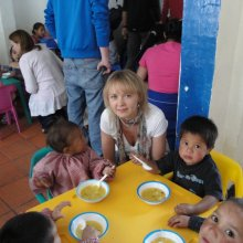 cours de volontariat nueva lengua Colombie
