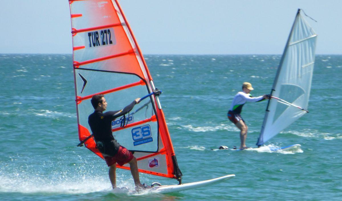 curso español colombia nueva lengua cartagena windsurfing