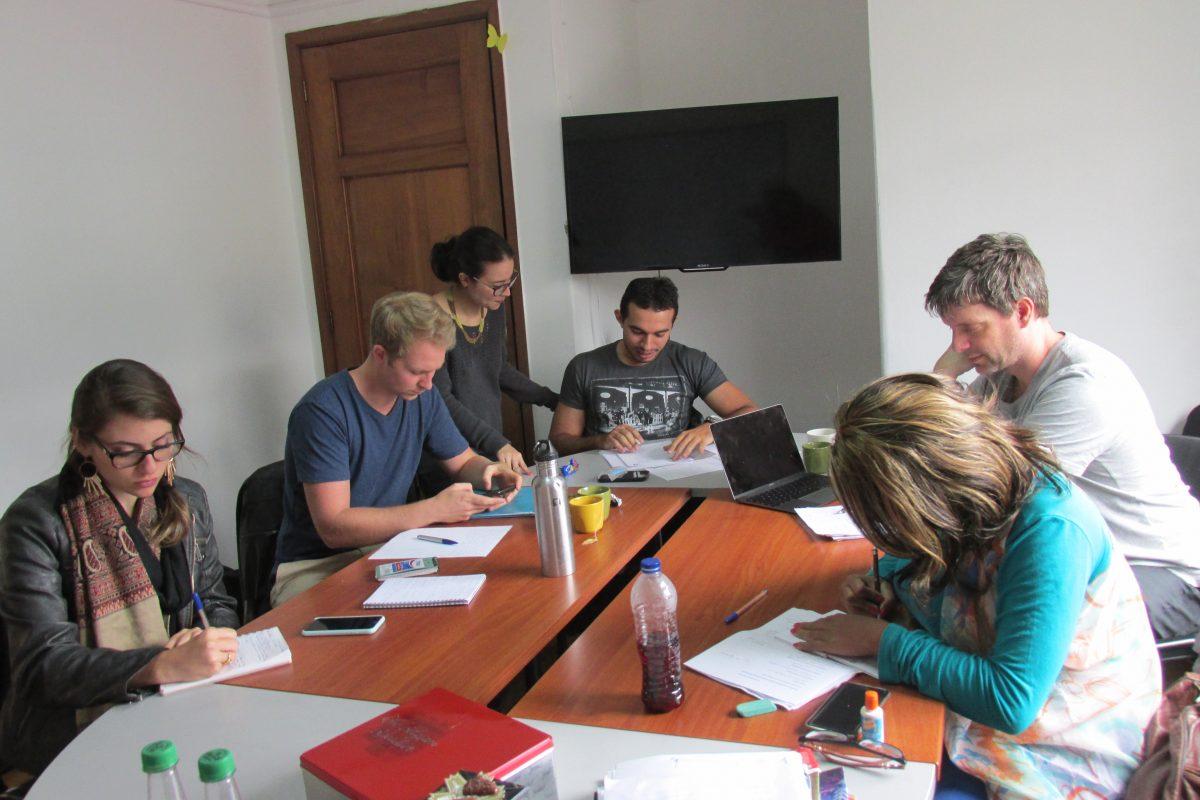 curso español intensivo nueva lengua colombia 6