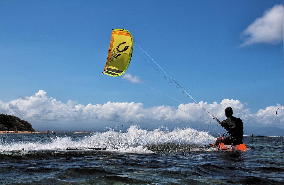 cursos español colombia kitesurfing cartagena