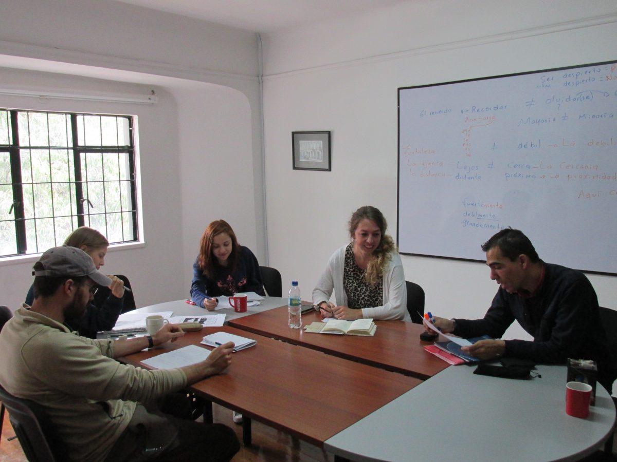 curso sabados nueva lengua colombia 4
