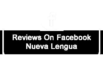 ביקורות בפייסבוק של בית הספר הספרדי לקולומביה. Nueva Lengua